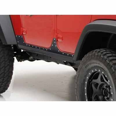 Jeep Cladding