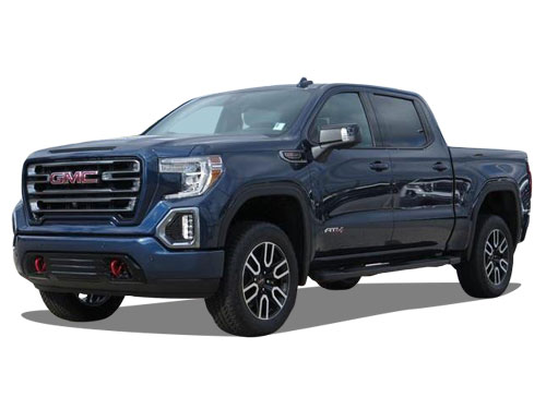 Sierra 1500 AT4 Leveling Kits