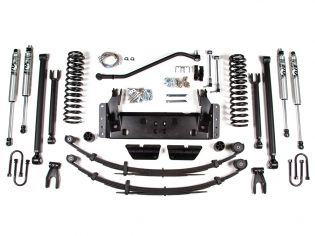 """4.5"""" 1984-2001 Jeep Cherokee XJ 4WD Long Arm Suspension Lift Kit by BDS Suspension"""