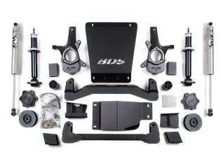 """4"""" 2007-2014 Chevy Suburban 1500 4WD Lift Kit by BDS Suspension"""