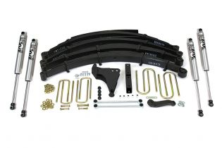 """6"""" 1999-2004 Ford F250/F350 Super Duty 4WD Suspension Lift Kit by BDS Suspension"""