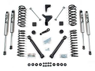"""4"""" 1999-2004 Jeep Grand Cherokee 4WD Suspension Lift Kit by BDS Suspension"""
