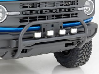 2021 Ford Bronco 4WD Nudge Bar by Rough Country