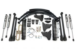 """8"""" 2005-2007 Ford F250/F350 Super Duty 4WD 4-Link Lift Kit by BDS Suspension"""