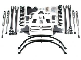 """8"""" 2008-2010 Ford F250/F350 Super Duty 4WD 4-LInk Lift Kit by BDS Suspension"""