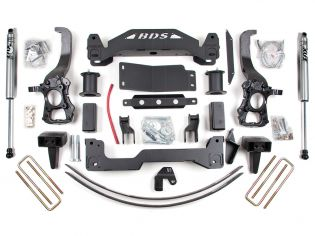 """4"""" 2004-2008 Ford F150 4WD Lift Kit by BDS Suspension"""