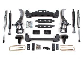 """6"""" 2009-2013 Ford F150 2WD Lift Kit by BDS Suspension"""