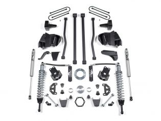 """8"""" 2009-2012 Dodge Ram 3500 4WD Fox Coil-Over Lift Kit by BDS Suspension"""
