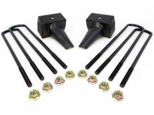 """2011-2016 Ford F450 (1-piece drive shaft) 2wd & 4wd 4"""" Tapered Rear Block Kit by ReadyLift"""