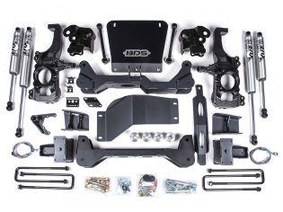 """5"""" 2020-2021 GMC Sierra 2500HD/3500HD 4WD Lift Kit by BDS Suspension"""