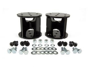 """4"""" Angled Universal Air Spring Spacer by Air Lift"""