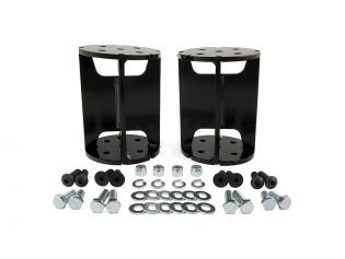 """6"""" Angled Universal Air Spring Spacer by Air Lift"""