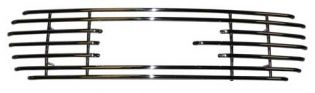 PU 1500/2500/Yukon 1999-2006 GMC - Stnlss Grill - Aries 404002 by Aries