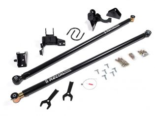 """Pickup 1500 1988-1998 Chevy 4wd (w/ 0-6"""" Lift) - Rear Recoil Traction Bar System by BDS Suspension"""