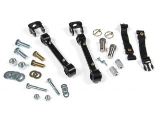 """Ram 3500 2003-2012 Dodge 4WD w/ 3-8"""" Lift - Sway Bar Disconnects by BDS Suspension"""