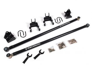 """F250/F350 2017-2021 Ford 4WD (w/ 0-6"""" Lift) - Rear Recoil Traction Bar System by BDS Suspension"""