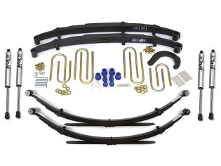 """4"""" 1977-1987 Chevy Suburban 1/2 ton 4WD Lift Kit by BDS Suspension"""