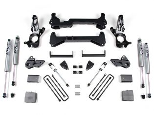 """7"""" 2001-2010 GMC Sierra 2500HD/3500 2WD High Clearance Lift Kit by BDS Suspension"""