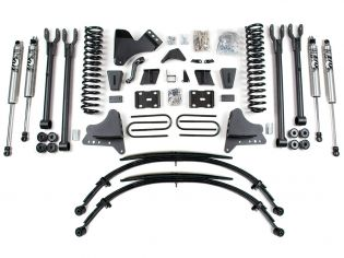 """8"""" 2011-2016 Ford F250/F350 4WD 4-Link Lift Kit by BDS Suspension"""