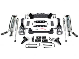 """6"""" 2015-2020 Ford F150 2WD CoilOver Lift Kit by BDS Suspension"""
