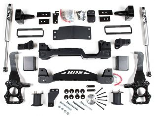 """4"""" 2015-2020 Ford F150 4WD Lift Kit by BDS Suspension"""