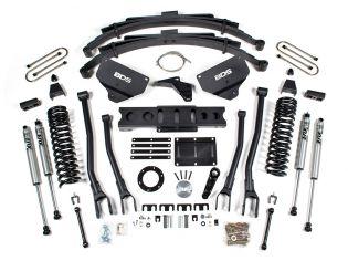 "8"" 2013-2018 Dodge Ram 3500 4WD (w/diesel engine) 4-Link Lift Kit by BDS Suspension"