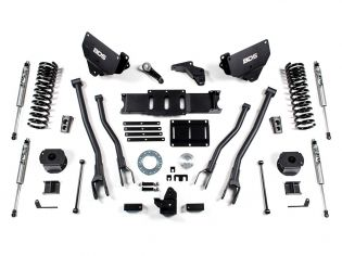 """6"""" 2014-2018 Dodge Ram 2500 4wd (w/diesel engine & factory air ride) 4-Link Lift Kit by BDS Suspension"""