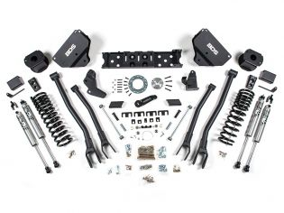 """5.5"""" 2014-2018 Dodge Ram 2500 4wd (w/gas engine & factory air ride) 4-Link Lift Kit by BDS Suspension"""