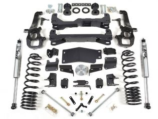 """6"""" 2020-2021 Dodge Ram 1500 & Rebel (w/o factory air ride) 4WD Lift Kit by BDS Suspension"""