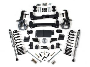 """4"""" 2020-2021 Dodge Ram 1500 & Rebel (w/o factory air ride) 4WD Lift Kit by BDS Suspension"""