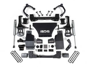"""4"""" 2019-2021 GMC Sierra 1500 4WD (w/gas engine) Lift Kit by BDS Suspension"""