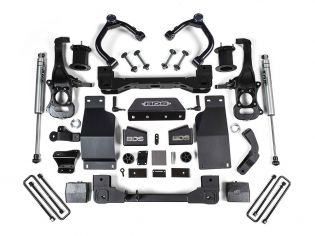 """6"""" 2019-2021 GMC Sierra 1500 4WD (w/gas engine) Lift Kit by BDS Suspension"""