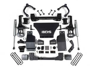 """4"""" 2019-2021 Chevy Silverado 1500 Trail Boss 4WD Lift Kit by BDS Suspension"""