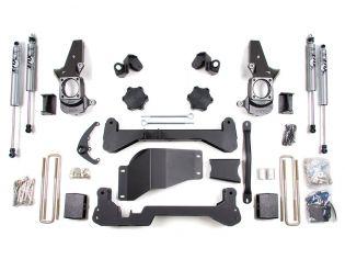 """4.5"""" 2001-2010 GMC Sierra 2500HD/3500HD 4WD Lift Kit by BDS Suspension"""