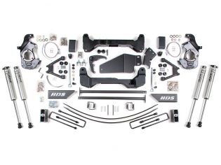 """6"""" 1992-1998 Chevy Suburban 1500 4WD Lift Kit by BDS Suspension"""