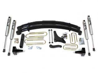 """4"""" 1999-2004 Ford F250/F350 Super Duty 4WD Suspension Lift Kit by BDS Suspension"""