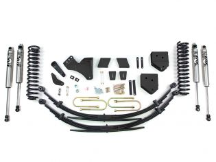 """6"""" 2011-2016 Ford F350 4WD Lift Kit by BDS Suspension"""