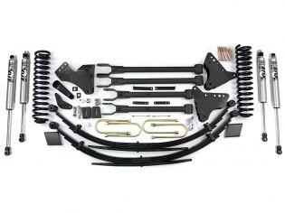 """6"""" 2011-2016 Ford F350 4WD 4-Link Lift Kit by BDS Suspension"""