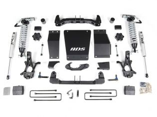 """6"""" 2014-2018 Chevy Silverado 1500 4WD Coilover Lift Kit by BDS Suspension"""