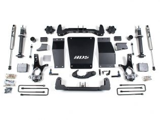 """6"""" 2014-2018 Chevy Silverado 1500 4WD Lift Kit by BDS Suspension"""