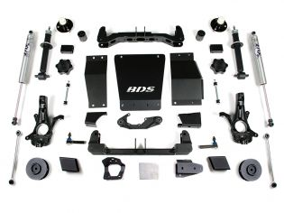 """4"""" 2015-2019 Chevy Suburban/Tahoe 1500 4WD Lift Kit by BDS Suspension"""
