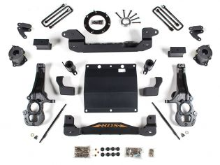 """4"""" 2017-2019 GMC Canyon ZR2 4WD Lift Kit by BDS Suspension"""