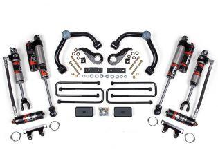 """3"""" 2020-2021 GMC Sierra 2500HD/3500HD 2WD & 4WD Lift Kit w/Fox 2.5 Reservoir Shocks by BDS Suspension"""