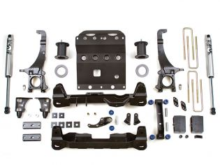 """6"""" 2005-2015 Tacoma Toyota 4wd Lift Kit by BDS Suspension (w/rear NX2 Shocks)"""