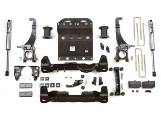 """4"""" 2005-2015 Toyota Tacoma 4wd Lift Kit by BDS Suspension"""