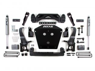 """7"""" 2016-2020 Toyota Tundra 4wd & 2wd IFS Lift Kit by BDS Suspension"""