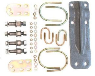Pickup 1 ton 1973-1987 Chevy/GMC (w/o OEM and w/ solid axle) 4WD - Dual (Inline) Steering Stab Brckt by BDS Suspension
