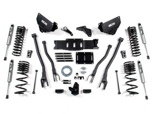 """5.5"""" 2014-2018 Dodge Ram 2500 4WD (w/gas engine) 4-Link Lift Kit by BDS Suspension"""