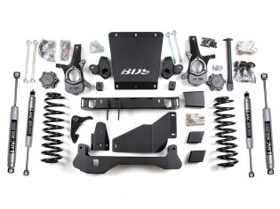 """6.5"""" 2000-2006 Chevy Suburban 1500 4WD High Clearance Lift Kit by BDS Suspension"""