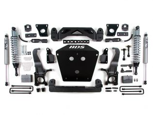 """7"""" 2016-2020 Toyota Tundra 4wd & 2wd Fox Coil Over Lift Kit by BDS Suspension"""